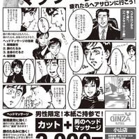 新聞折込/B5チラシ
